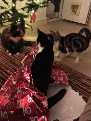 the wrapping paper game