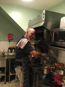the head chef